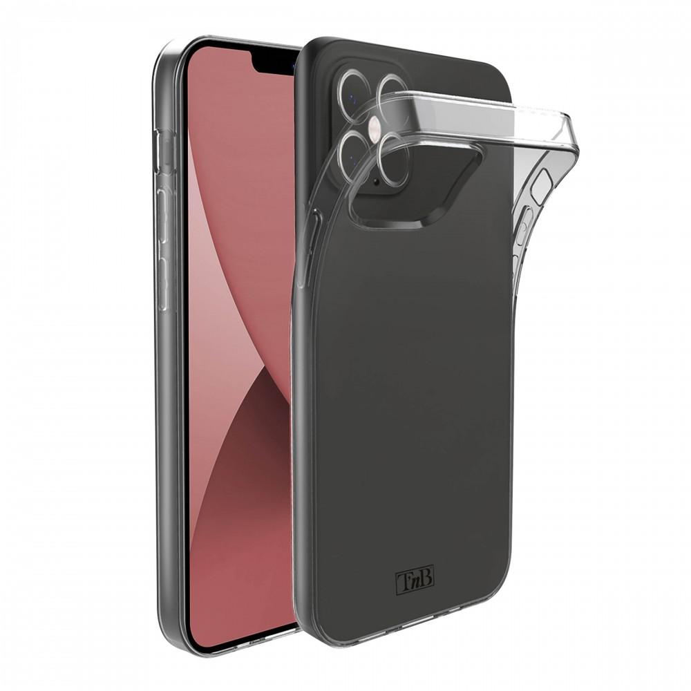 TRANSPARENT SOFT CASE FOR iPHONE 12M
