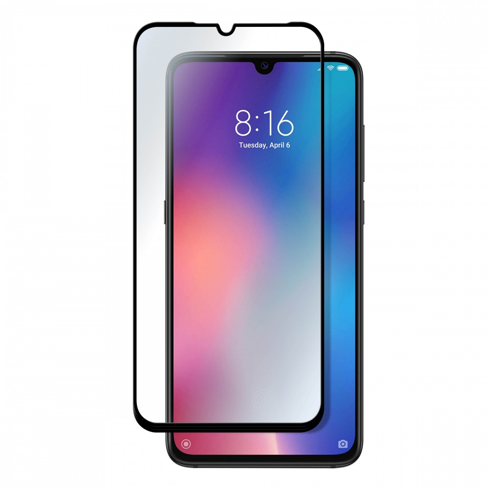 FULL TEMPERED GLASS FOR XIAOMI MI 9